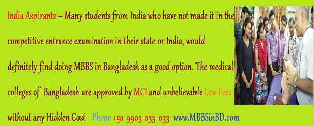 Low Fees MBBS in Bangladesh
