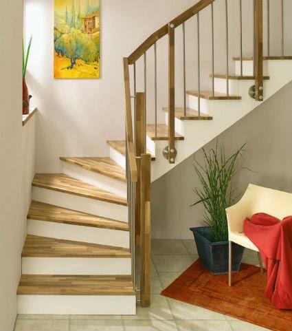Magnifiques conceptions des escaliers d cor de maison d coration chambre - Decoration des escaliers ...