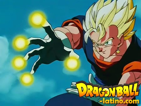 Dragon Ball Z capitulo 271
