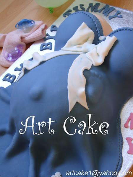 our Art... your Cake