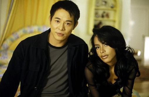 Aaliyah e Jet Li