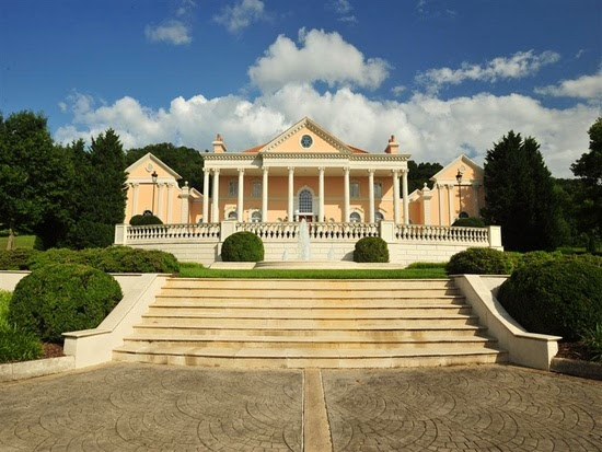 Eileen 39 S Home Design Italian Renaissance Large Mansion For Sale In Bristol Va 7 500 000