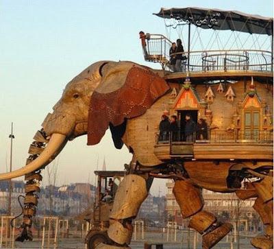Elefante gigante