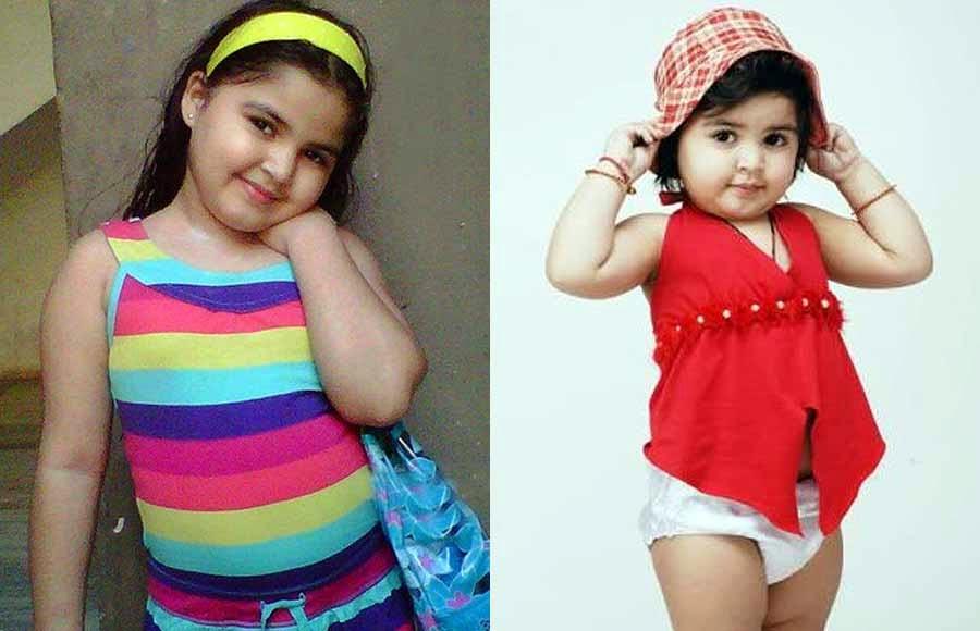 Biodata dan Foto Dhriti Bhatia Pemain Jai Shri Krisna ANTV