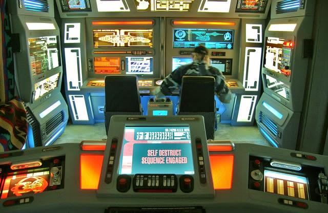 The Star Trek Theme House