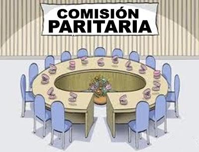 Reunión de la Comisión Paritaria. Adscripciones Provisionales