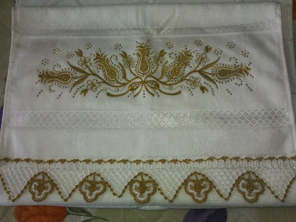 havlu danteli,havlu oyası,dantel,lace,knitting