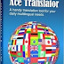Ace Translator 15.5 [Full Keygen] โปรแกรมแปลภาษา
