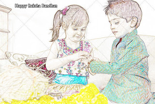 Happy raksha bandhan shayari quotes sms in hindi 2015 shayari4whatsapp raksha bandhan 2015 posters images altavistaventures Choice Image