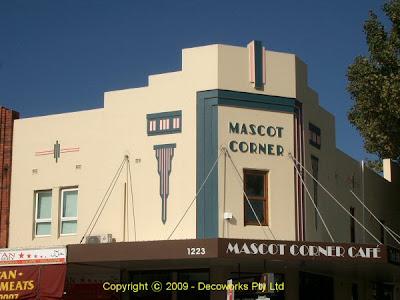 Mascot Corner