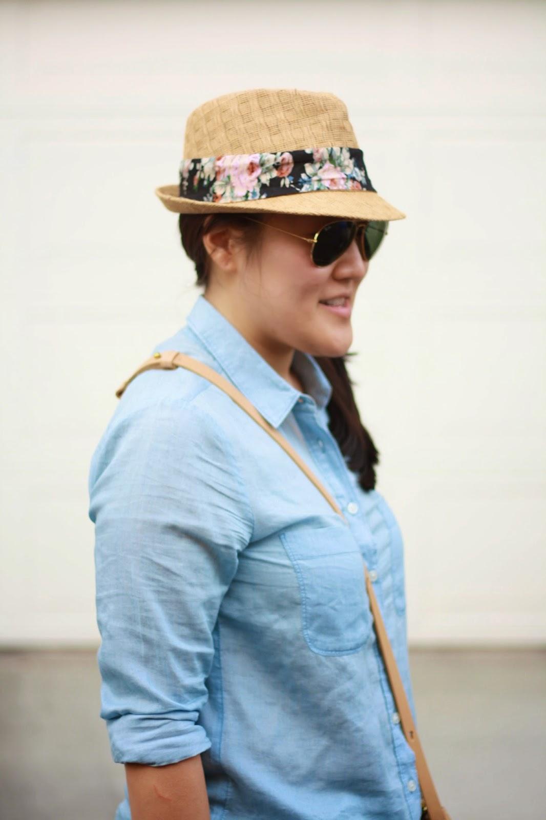 simplyxclassic, denim on denim, chambray, jcrew, orange county, blogger, fashion