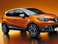 Harga dan Spesifikasi Renault Captur