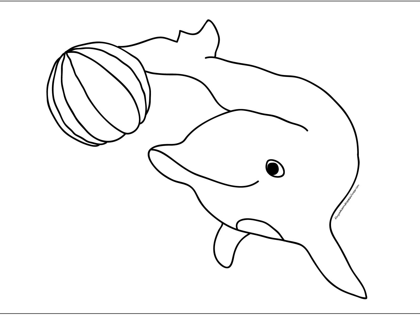 Cat Hat In Winter The Dolphin Coloring Page As Well As Worksheets ...