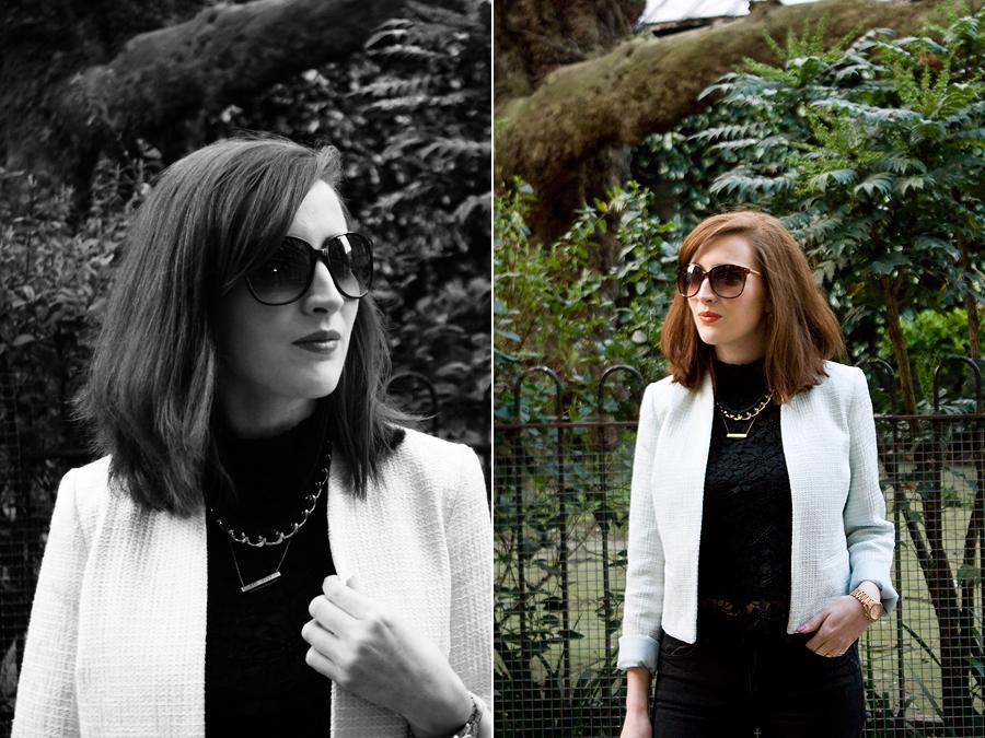 Bec Boop fashion blogger in Hampstead Heath
