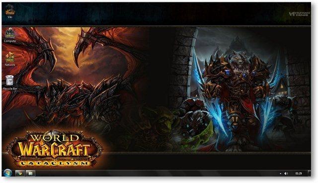 world of warcraft cataclysm wallpaper. World of Warcraft Cataclysm