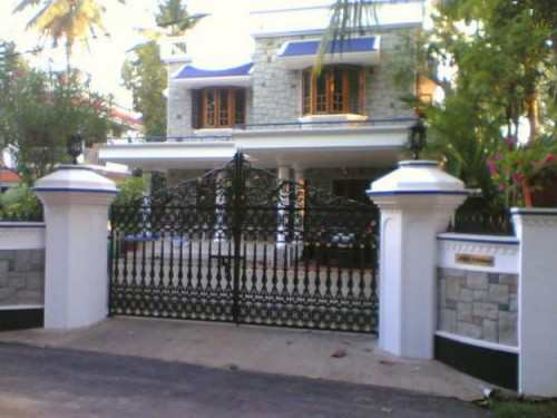 Compound Wall Designs In Kerala | Joy Studio Design Gallery - Best ...