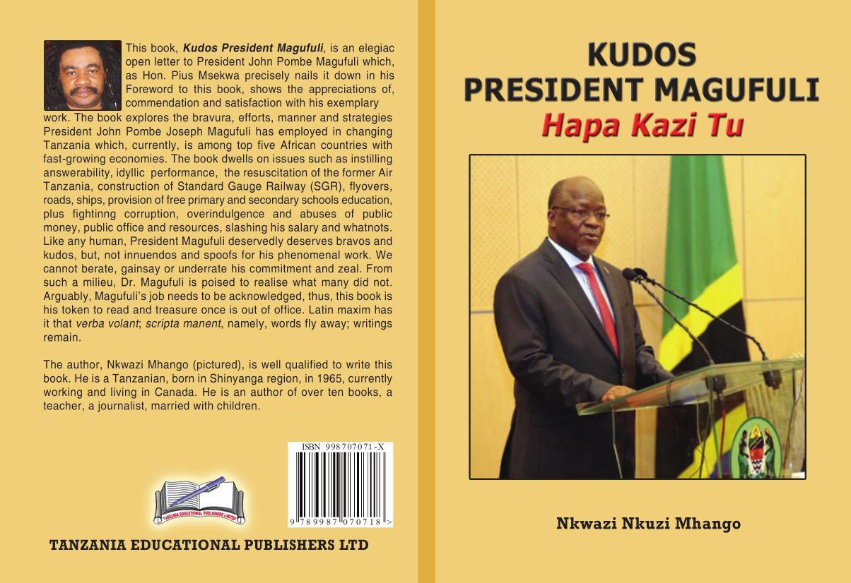 Kudos President Magufuli