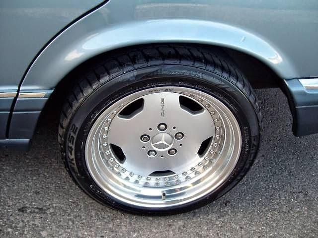 w126 amg wheels
