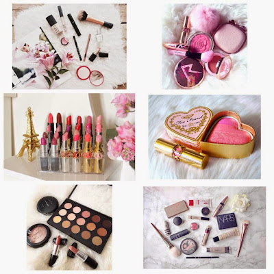 beauty makeup lipstick collection