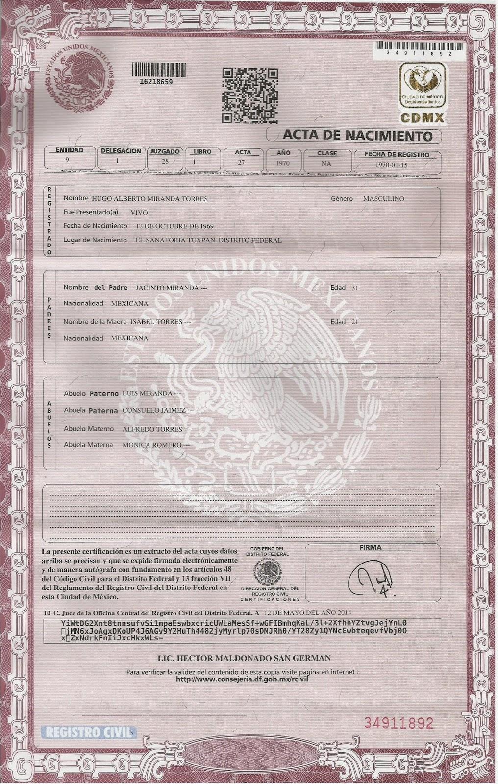 Magnífico Necesito Un Certificado De Nacimiento Falso Bosquejo ...