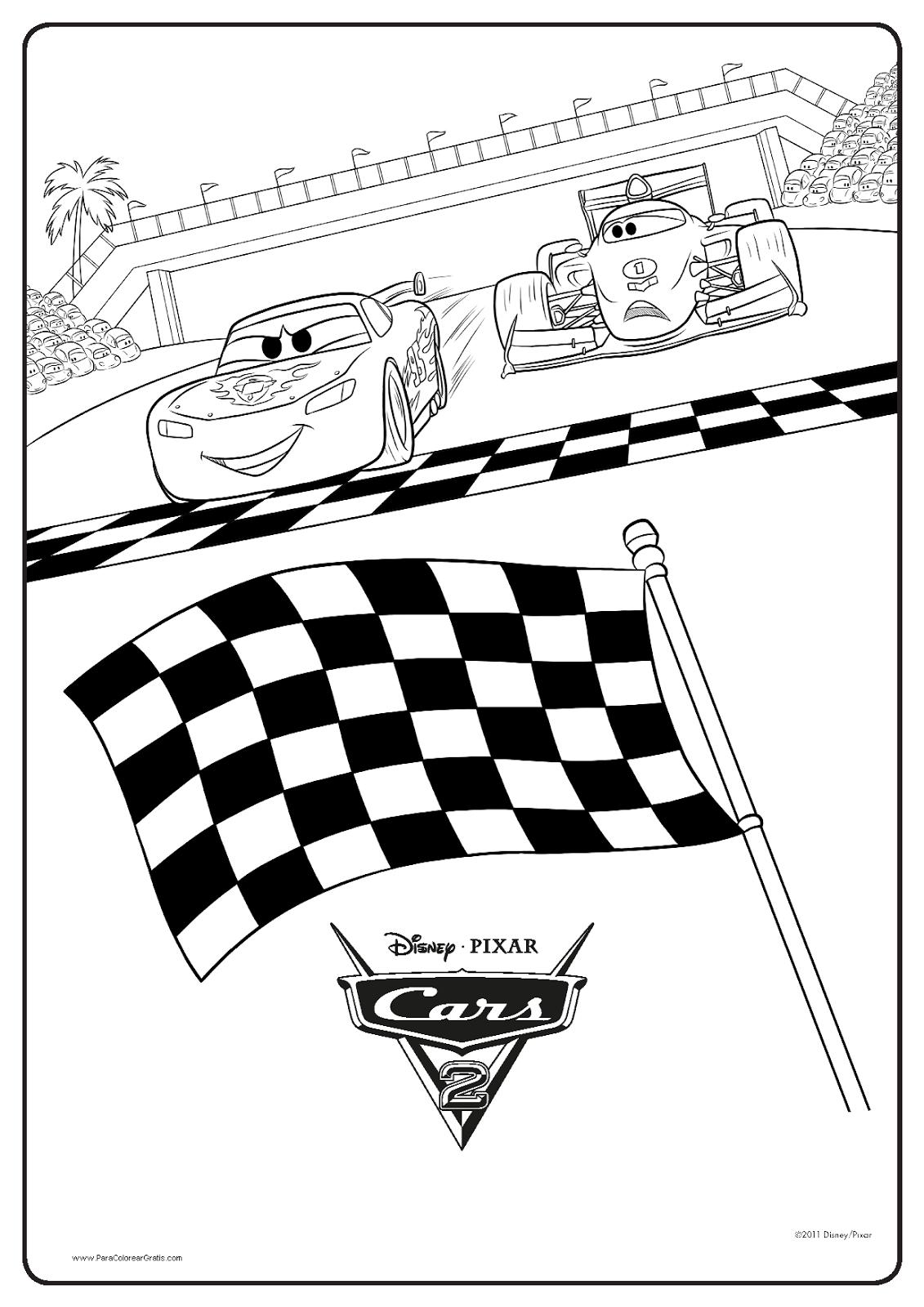 juegos y novedades de disney  dibujos de cars para