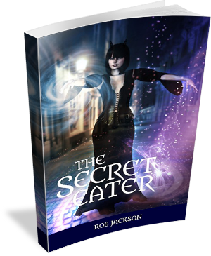 Book Cover: The Secret Eater by Ros Jackson