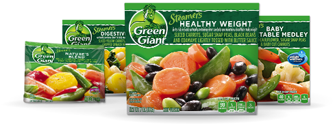 healthy green giant products