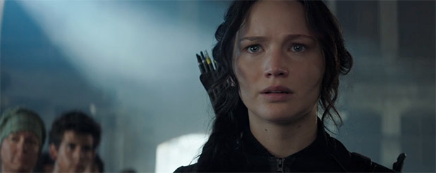 OurLeaderTheMockingjay 'Mockingjay Part 1' Teaser Trailer Officially Debuts Online