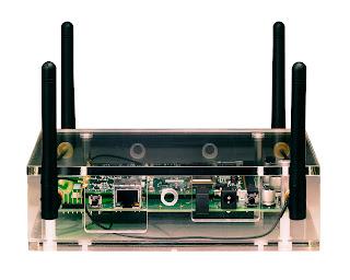 Quantenna Gigabit WiFi standard