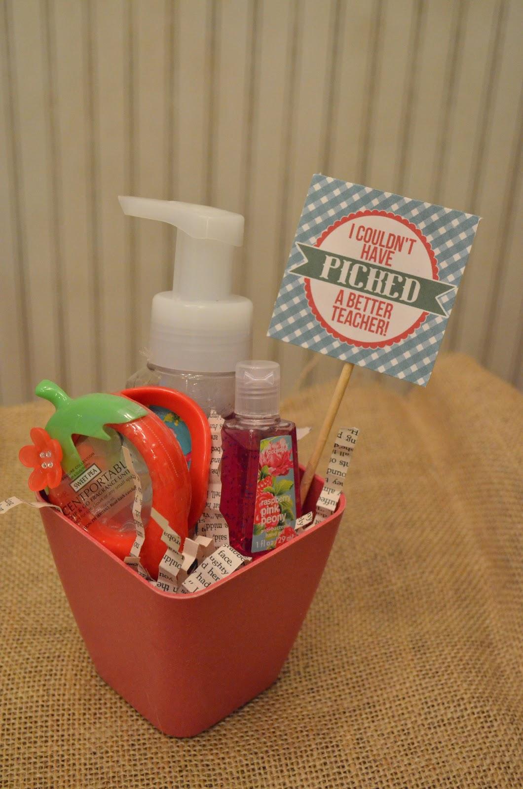 My best friend 39 s blog teacher appreciation gifts Gifts to show appreciation to friend