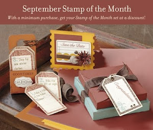 September's Stamp of the Month