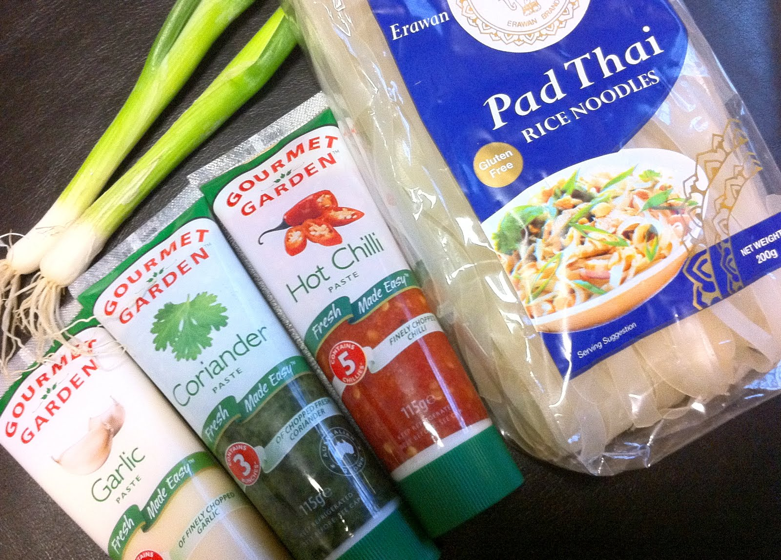 how to prepare pad thai noodles