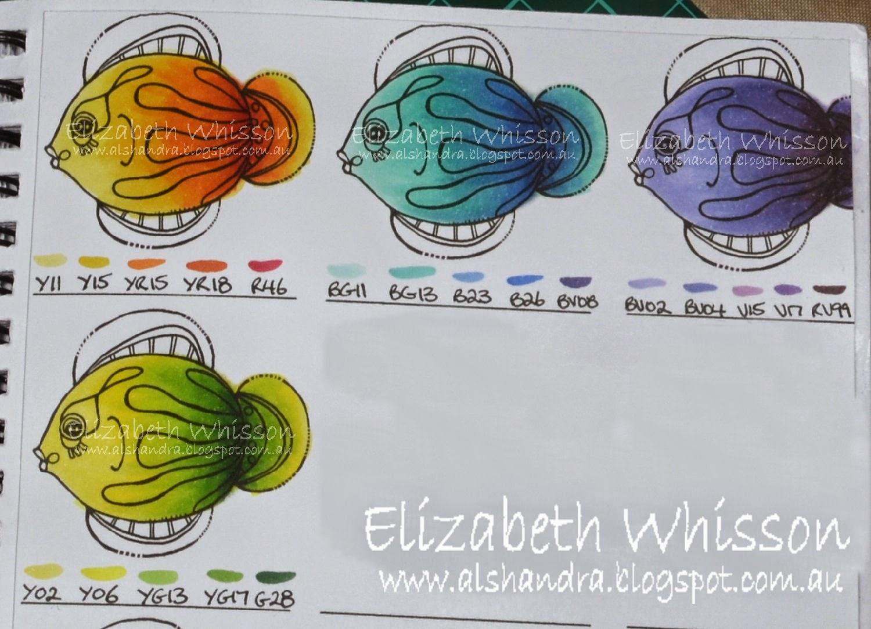 Elizabeth Whisson, Copics, Copic Journal