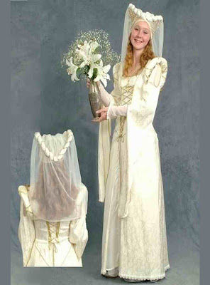 Elisabethan Wedding Dresses Design Idea