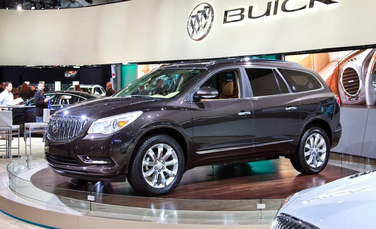 Ficha Técnica Buick Enclave