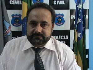Delegado titular de Bela Vista de Goiás, Iris Alves Pinto (Foto: Polícia Civil)