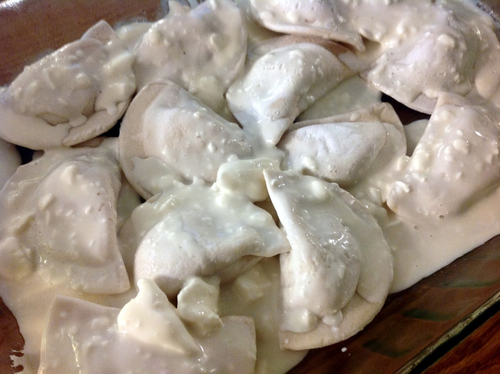 how to cook a frozen pierogi
