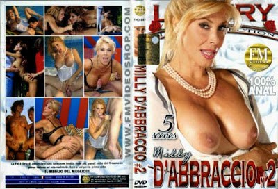 <p>Nome file: Milly D&#8217;abbraccio 2 Luxury Video Collection.avi Anno: 1992 Nazione: Italia Genere: Anal &amp; DP, Tutto, Compilation Sesso Lunghezza: 1:24 Lingua: Italiano Casa di produzione: FM Video &#8211; Luxury Cast: Milly D&#8217;Abbraccio, M. Pozzi, R. Malone, molti di più .. Qualità: DVDRip Formato video: AVI Video Codec: XviD Audio: MP3 Video: 720&#215;416 25.00fps 1728 [&hellip;]</p>