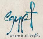 Egypt where it all begins