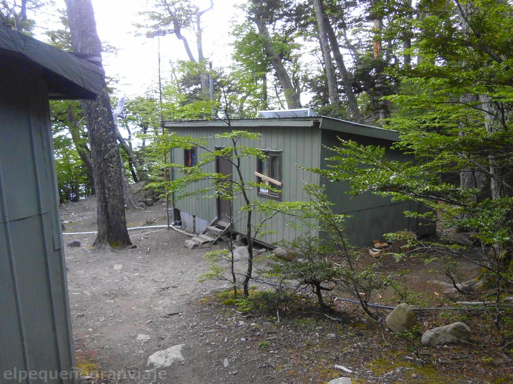 Torres del Paine, campamento Pasos