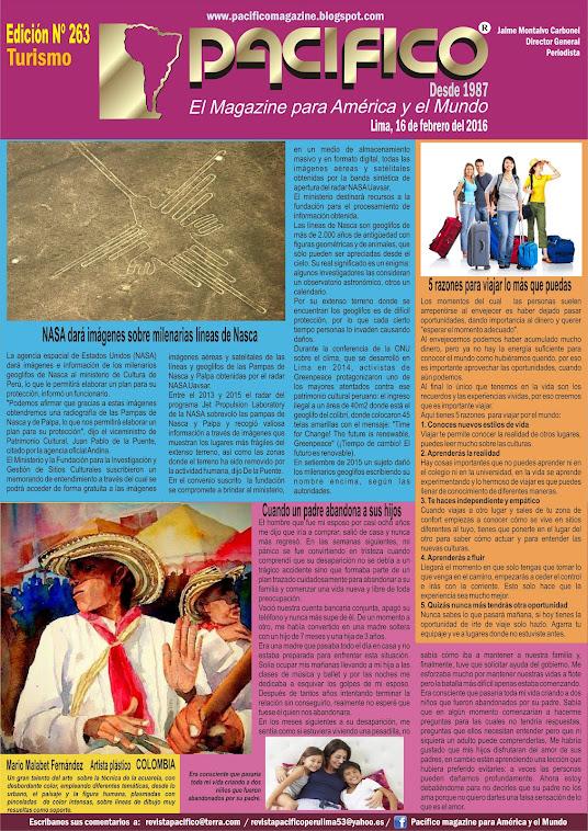 Revista Pacífico Nº 263