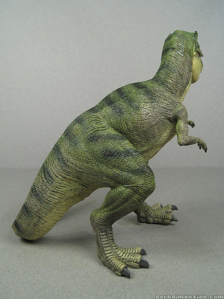 T Rex Toys : Dork dimension toy review papo tyrannosaurus rex