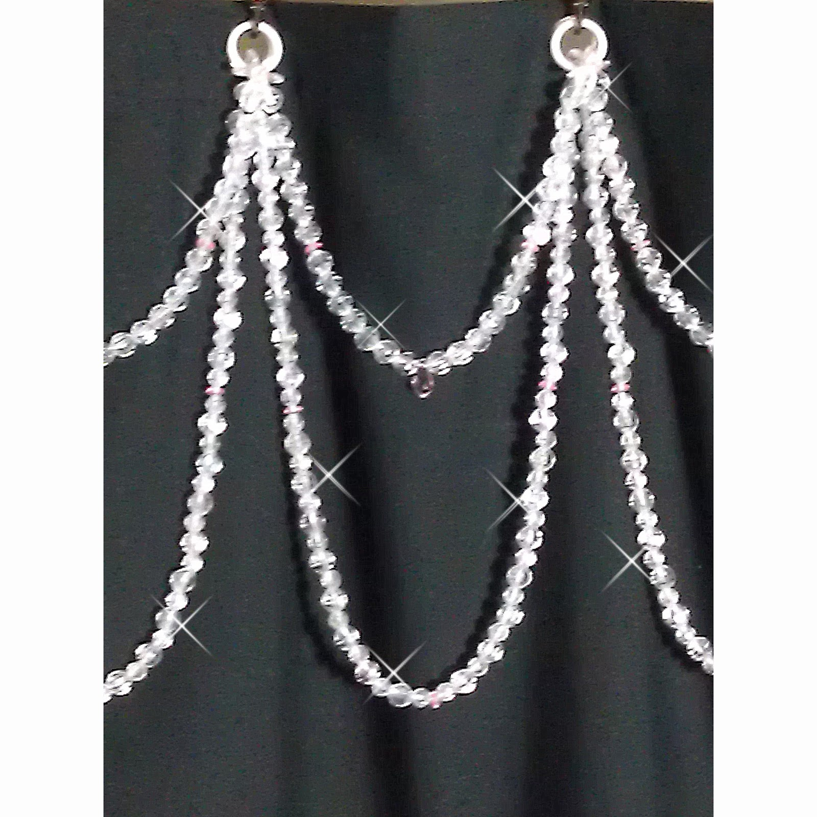 Black shower curtain hooks - Black And White Shower Curtain Hooks Rhinestone Shower Curtain Hooks Shower Curtain Bling Pink And