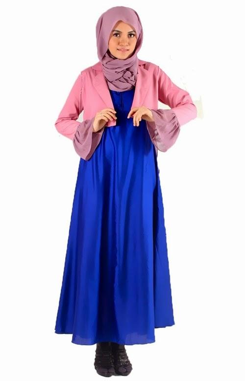 model baju muslimah