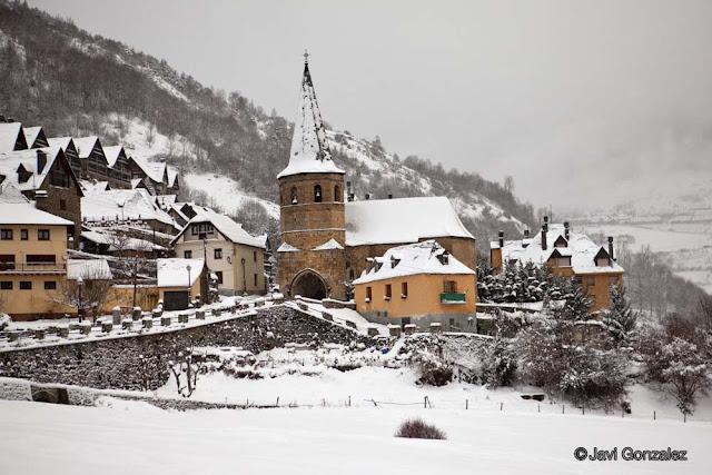 Lleida, Pirineo, Vall d'Aran,