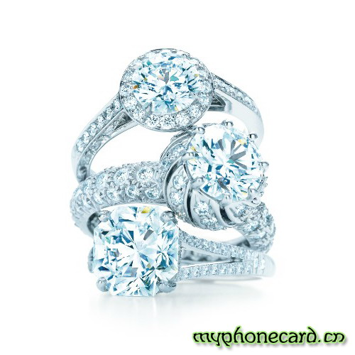 Just like every love story can not be copied as every Tiffany diamonds is
