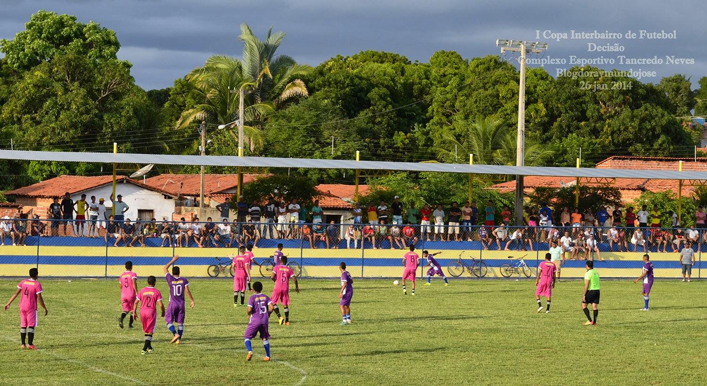 I Copa Interbairro de Futebol – edição 2013