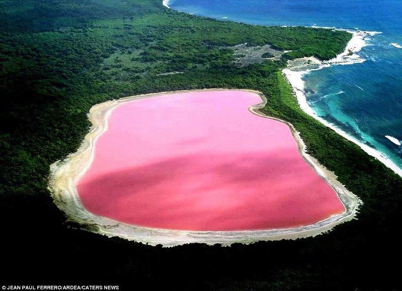 Чудеса природы топ-10 самых красивых мест в мире -