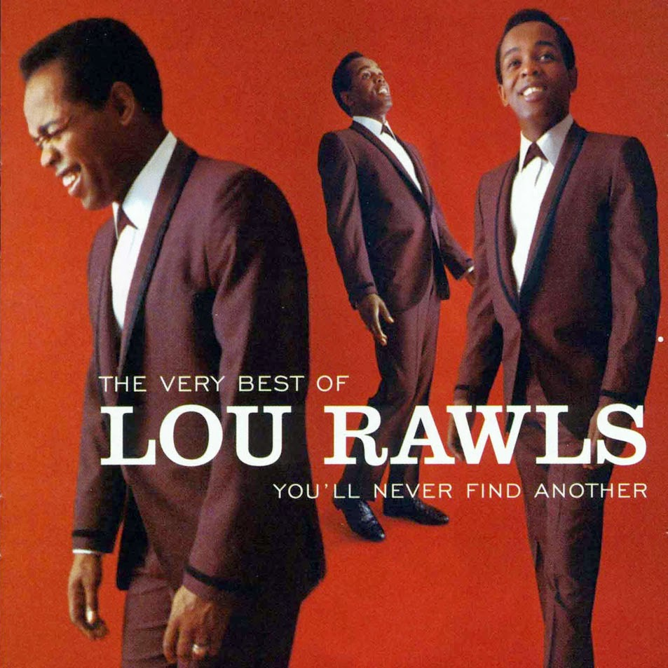 Lou Rawls Black And Blue