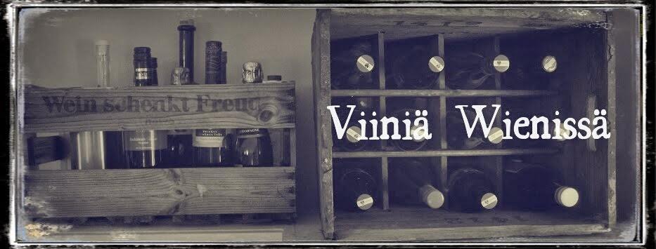 Viiniä Wienissä